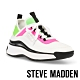 STEVE MADDEN-CALIBRE 拼接厚底增高運動休閒鞋-粉白色 product thumbnail 1