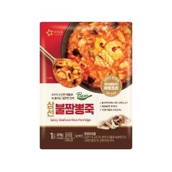韓味不二【韓國原裝】火辣炒碼粥