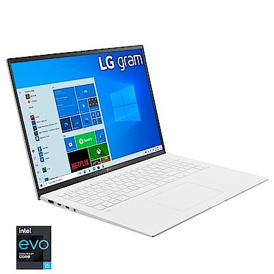 【LG 樂金】Gram Z90P 17吋筆電-白色(i5-1135G7/16G/512G NVMe/WIN10/17Z90P-G.AA54C2)