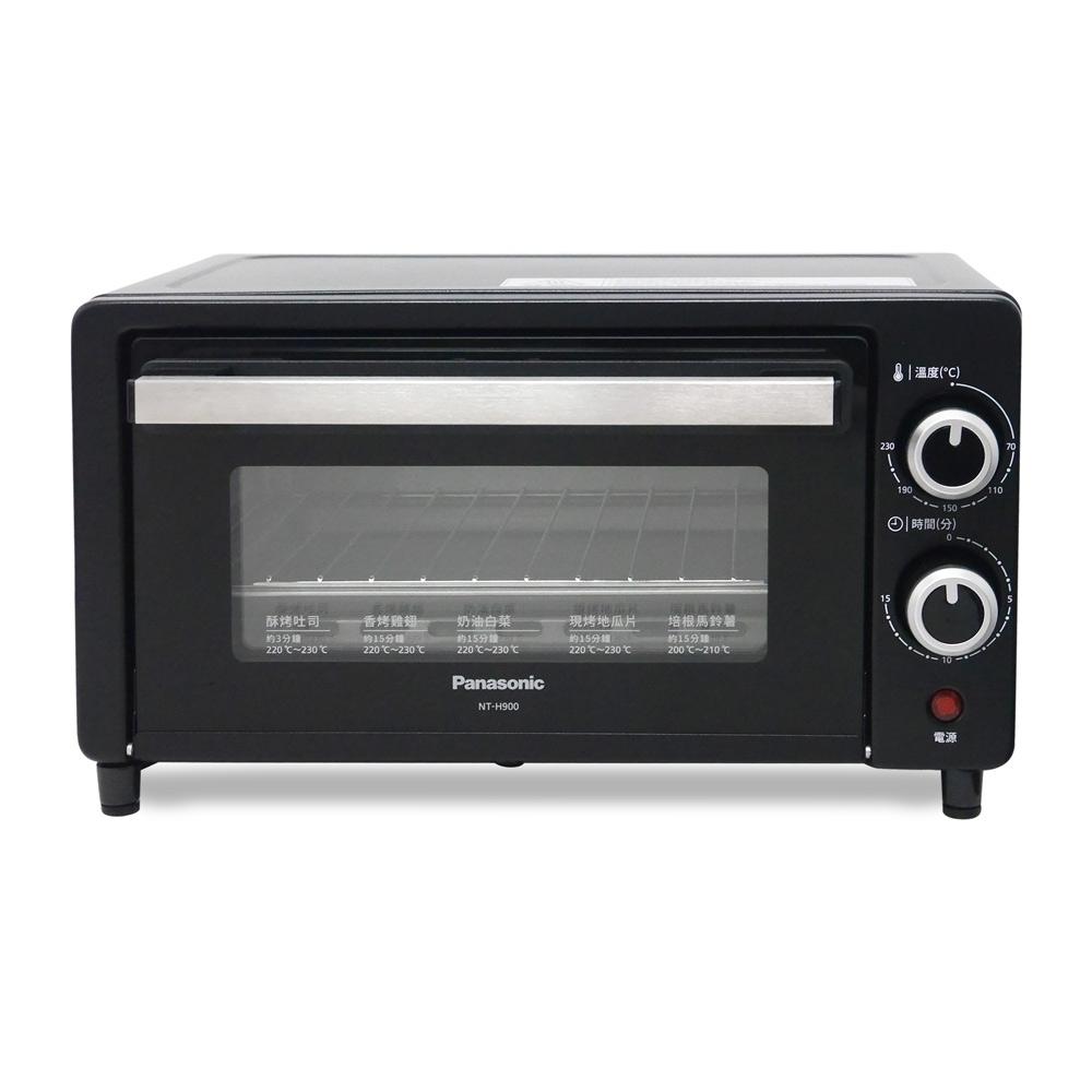 [熱銷推薦]Panasonic國際牌9L烤箱 NT-H900