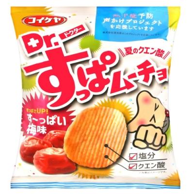 湖池屋 超酸梅味薯片(54g)