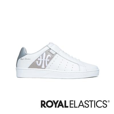 ROYAL ELASTICS ICON 白棕灰休閒鞋 (男) 01912-078