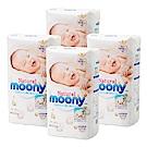 Natural moony 頂級有機棉紙尿褲 境內版 NB 66片x4包/箱