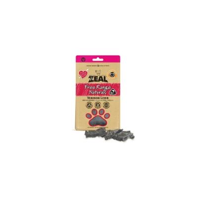 ZEAL真致天然風乾零食-鹿肝125g (ZE-AD-0219)