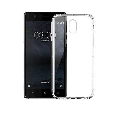Xmart  Nokia 3 2018 加強四角防摔空壓氣墊殼