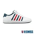 K-SWISS Court Pro II CMF休閒運動鞋-男-白/藍/紅