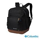 Columbia 哥倫比亞 中性-防潑後背包-黑色 UUU00650BK