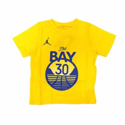 NIKE NBA Statement Edition 幼兒 短袖T恤 勇士隊 Stephen Curry