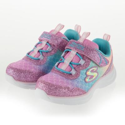 SKECHERS 女嬰童系列GLIMMER KICKS - 81444NLPMT