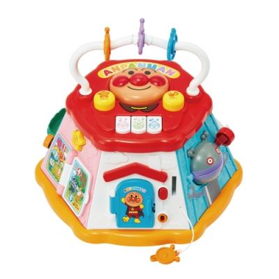 ANPANMAN 麵包超人-麵包超人 促進發育~大型趣味嬰兒遊戲盒(8m+/益智遊戲)