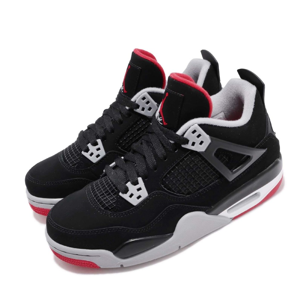 Nike 休閒鞋 Air Jordan 4代 GS 女鞋