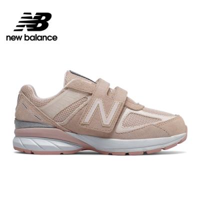 【New Balance】童鞋_中性_粉橘_PV990PL5-W楦