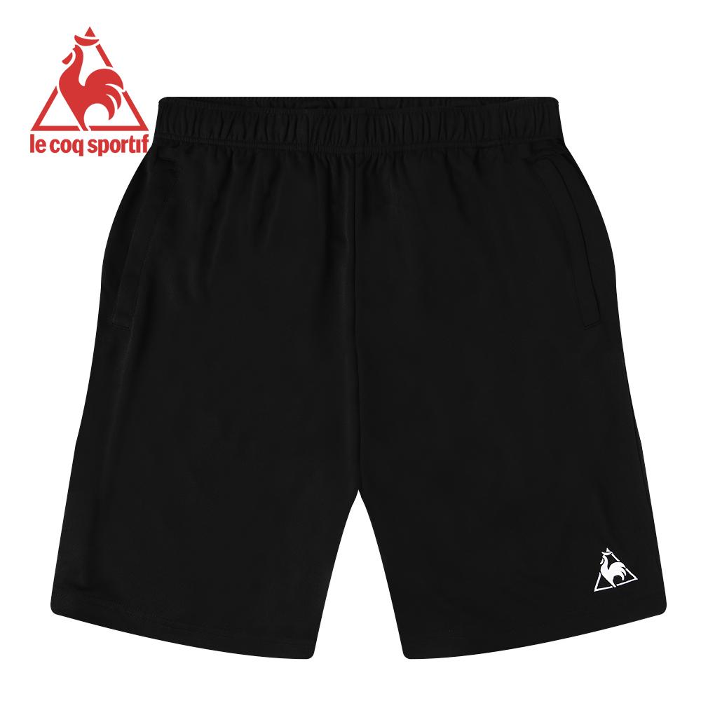 le coq sportif 法國公雞牌運動短褲 男-黑