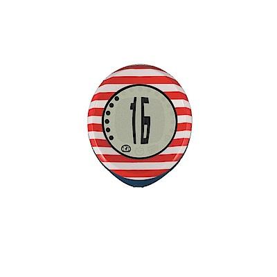 【SIGMA】MY SPEEDY 四項功能無線碼錶 美國國旗