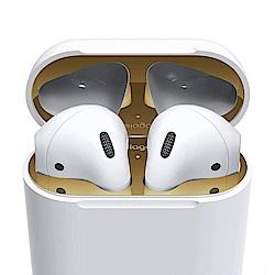 elago AirPods 18K金超防塵充電盒保護貼