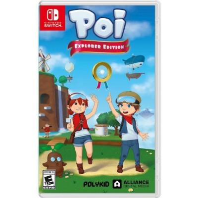 Poi 探險者版 Poi Explorer Edition - NS Switch 英文美版