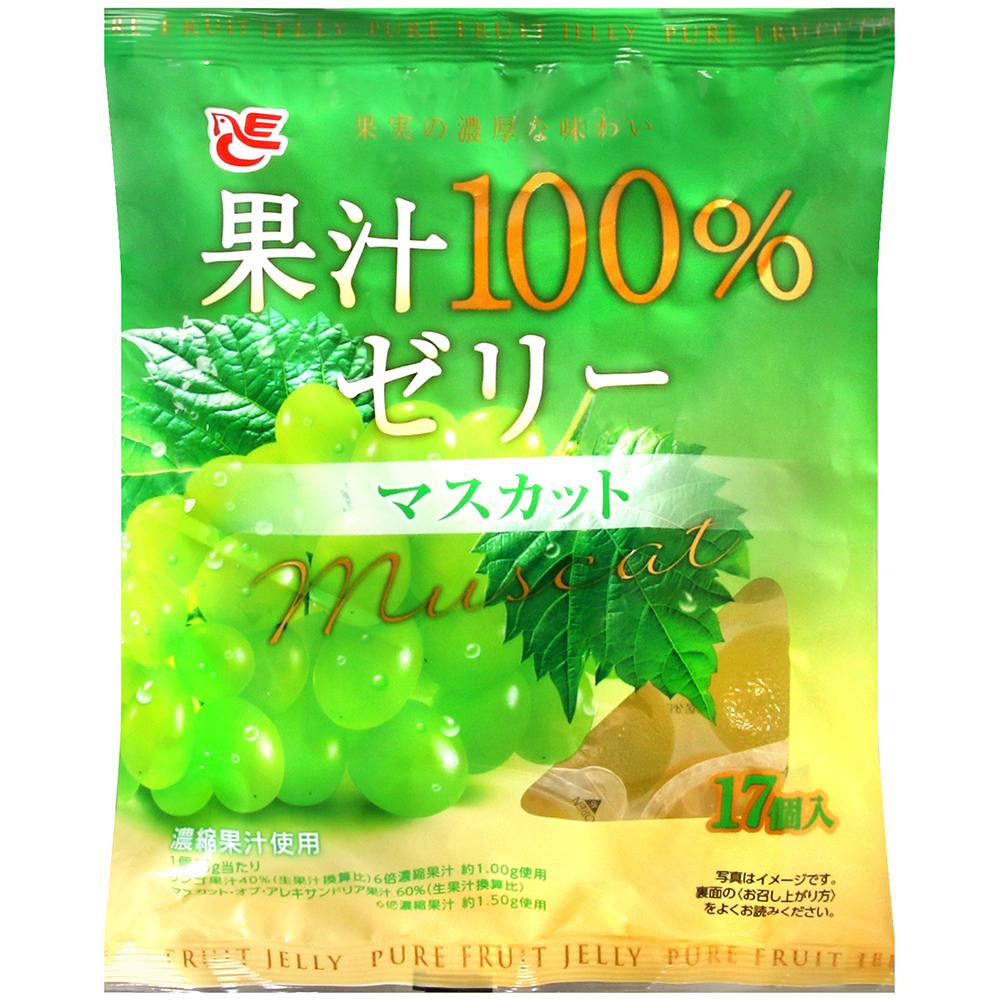 ace-bakery 濃厚青葡萄果凍(255g)