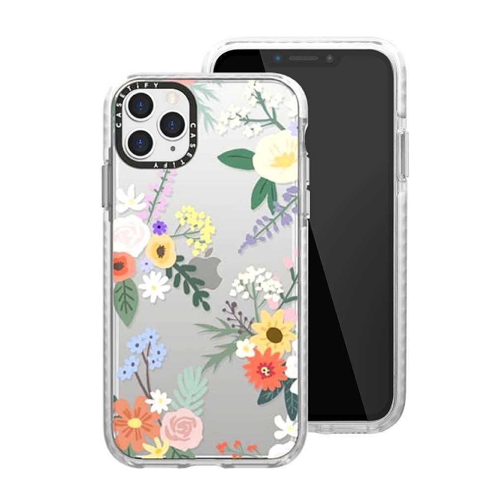 Casetify iPhone 11 Pro Max 耐衝擊保護殼-艾莉花園