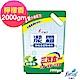 潔霜地板清潔劑-檸檬(補充包)2000g product thumbnail 1