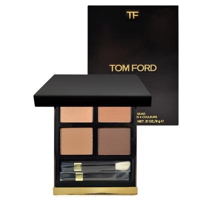 Tom Ford 高級訂製四格眼盤 #28 De La Creme 焦糖可可(拿鐵) 9g Eyeshadow Quad