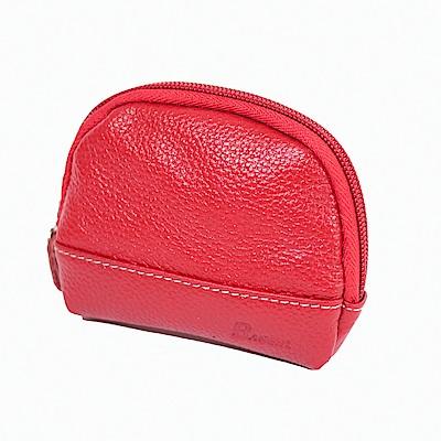 Miyo極輕便貝殼造型零錢包(紅)