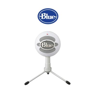 美國BLUE Snowball iCE 小雪球USB麥克風 (亮白)