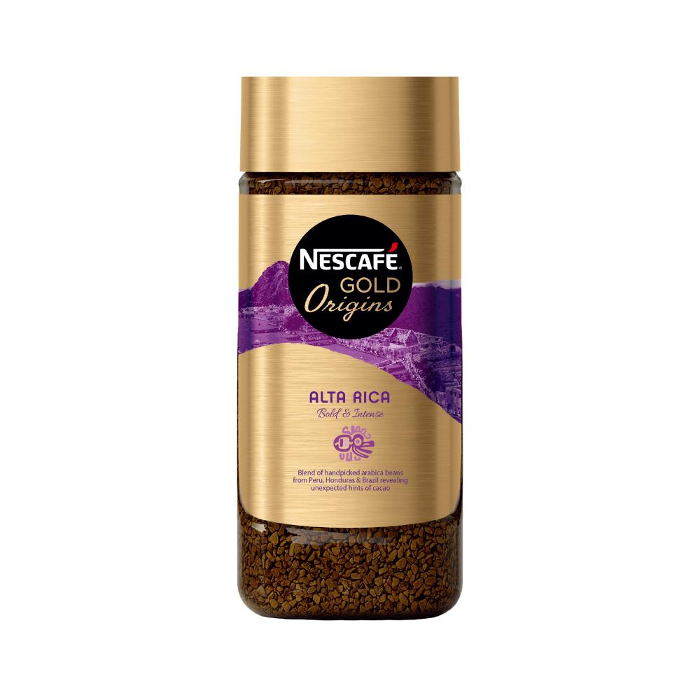雀巢金牌咖啡產地系列拉丁美洲