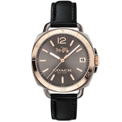 COACH 閃耀佳人皮帶腕錶/14502633