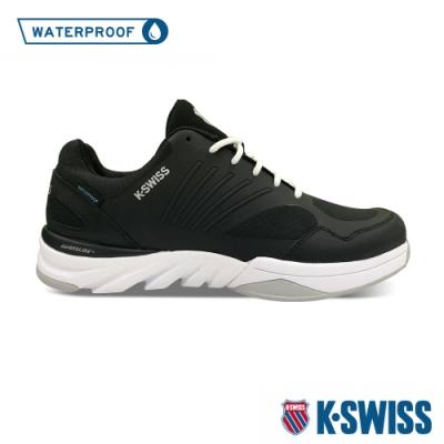 K-SWISS Ace Trainer 24+ WP防水運動鞋-中性-黑
