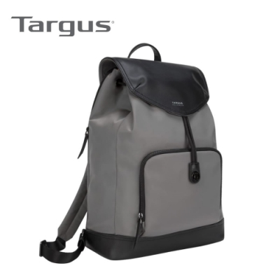 Targus TSB96404 Newport 拉繩後背包15吋-月白灰