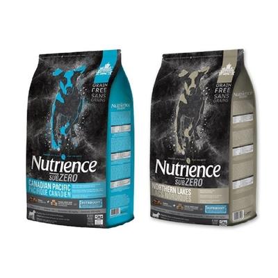 Nutrience紐崔斯SUBZERO頂級無穀小型犬+凍乾 2.27kg(5lbs) (購買第二件贈送寵鮮食零食1包)
