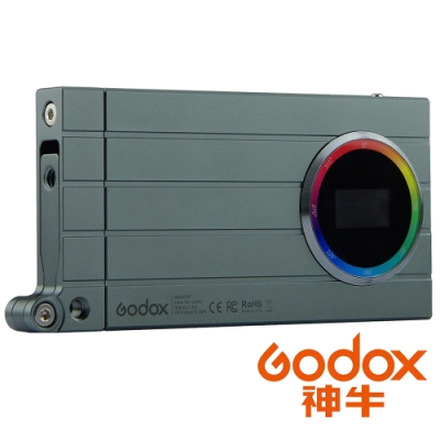 GODOX 神牛 M1 RGB 高亮度迷你創意LED燈 / 補光燈 (公司貨)