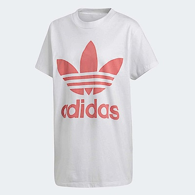 adidas T恤Oversize Tee女款