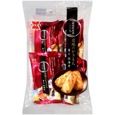 岩塚製果 薰櫻花蝦米果(72g)
