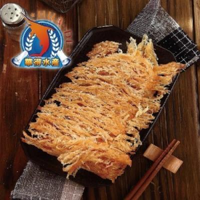 東港華得‧蜜汁魷魚片(110g/包)(共3包)