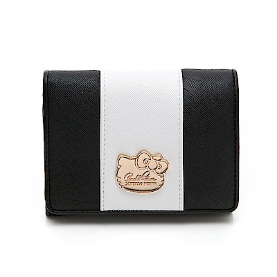 Arnold Palmer- 短夾  BLACK & WHITE系列-黑色