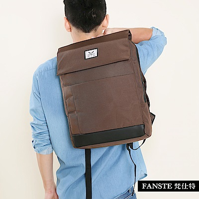 Fanste梵仕特 3C防護筆電包 多功能後背包-K004
