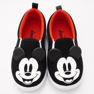 迪士尼童鞋 米奇休閒鞋款 ON119833黑(中小童段)