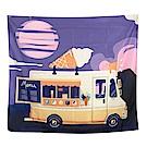 半島良品 北歐風裝飾掛布 冰淇淋車 125x145cm
