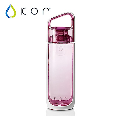 美國KORwater KOR Delta隨身水瓶500ml 玫瑰粉(快)