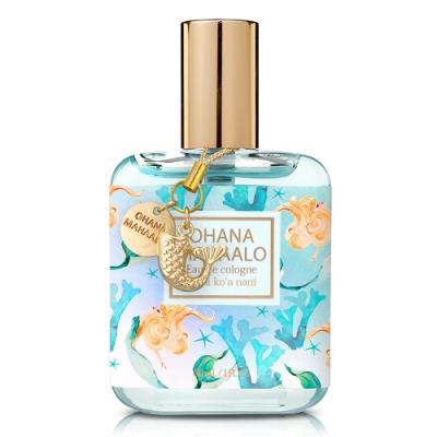 OHANA MAHAALO 藍海女神輕香水30ml