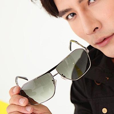 BuyGlasses 抗UV大方金屬框太陽眼鏡
