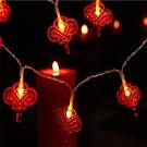 半島良品 1.5米節慶風聖誕新年布置LED燈串/2款/交換禮物/空間布置