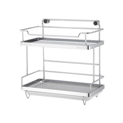 DAY&DAY 不鏽鋼桌上型雙層調味架(ST3023H)