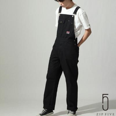 ZIP日本男裝 BEN DAVIS工裝吊帶褲(4色)