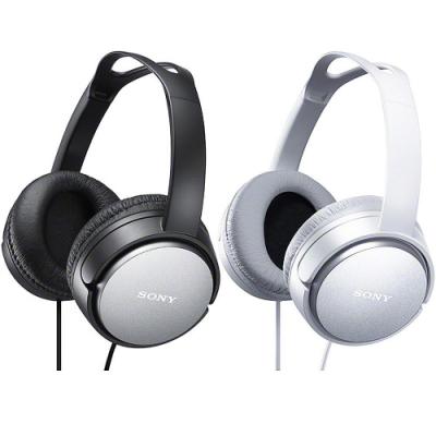 [福利品]SONY 立體聲耳罩式耳機MDR-XD150散裝出清