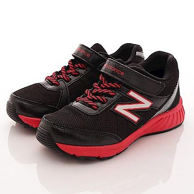 零碼-18.5cm NewBalance童鞋 330後穩定機能鞋款BRY黑