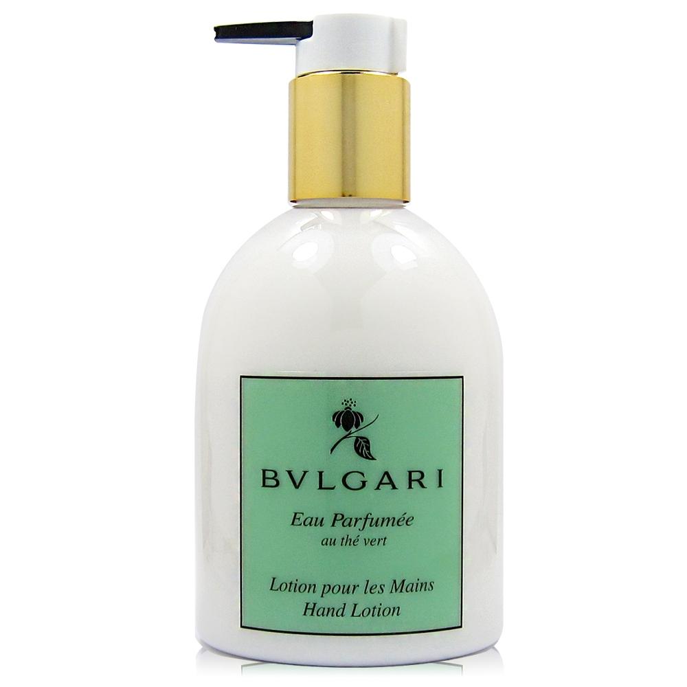 BVLGARI寶格麗 護手乳液(綠)300ml