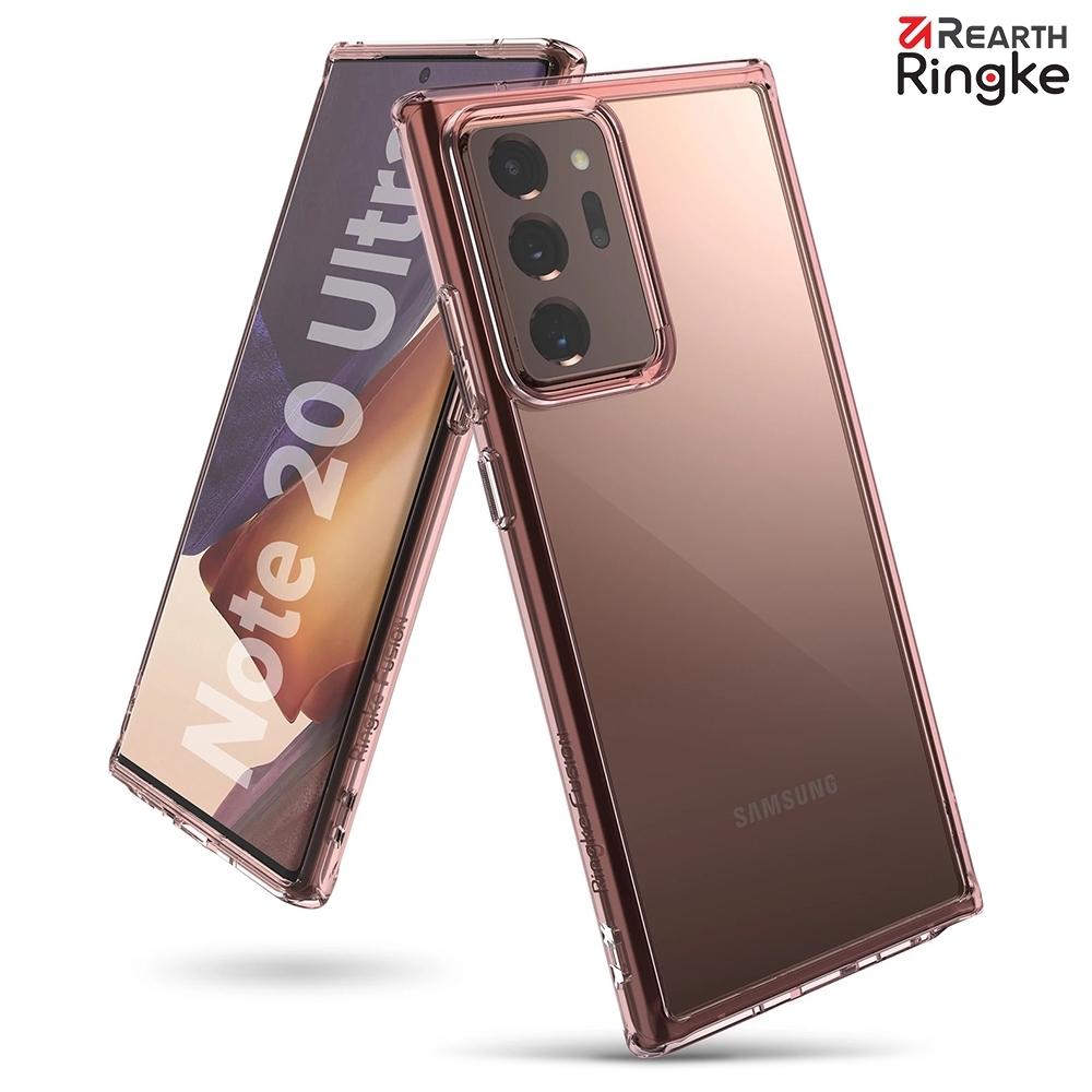 【Ringke】Rearth 三星 Samsung Galaxy Note20 Ultra [Fusion] 透明背蓋防撞手機殼