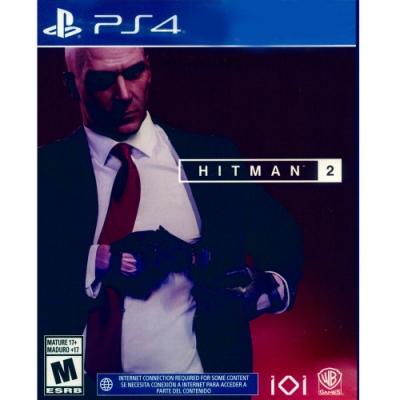 刺客任務 2 HITMAN 2 - PS4 中英文美版